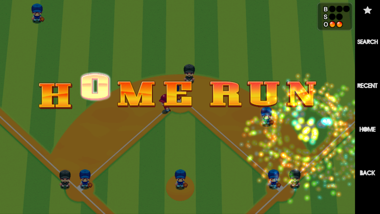 Android Game Review: Spotlight – Baseball Superstars 2012